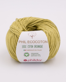 Phil Ecocoton   Pistache    Organic