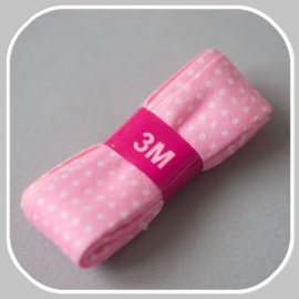 30381 stip hard roze-  3 meter / 20mm