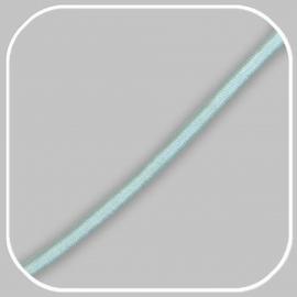 elastiekkoord - lichtblauw /  ±Ø 3mm
