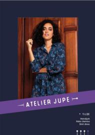 Atelier Jupe | Tilde Shirt Dress  - Paper pattern