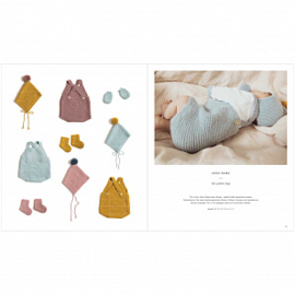 Rico Design   Baby Dream Uni - a luxury touch    Oker 009