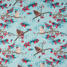 Tricot Digitaal | Berry and Birds