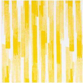 Rico - Design | Canvas | Streep - Geel
