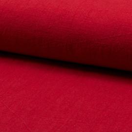 Linnen Stonewashed | Red  214-016