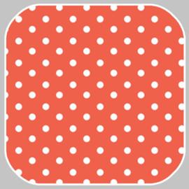 katoen dot  |  S  | oranje