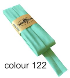 Tricot biaisband | Lichtgroen | col. 122