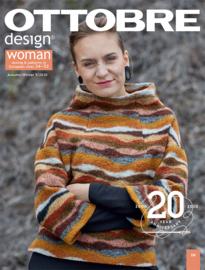Ottobre Design - Herfst /  Winter 2020 - Woman