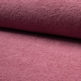 badstof katoen  | col. 014 |  oud-roze