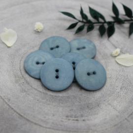 Atelier Brunette  Buttons | Corozo | Palm - Storm - 20 mm