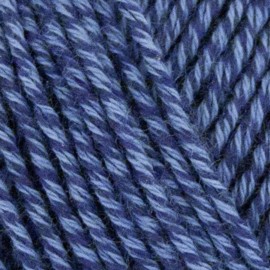 ONION   Fino Organic Cotton + Merino   502 - Jeans Blue