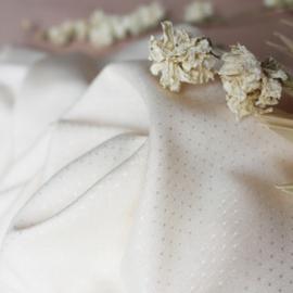 Atelier Brunette | Dobby Off-White | Viscose