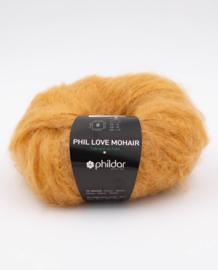 Phil Love Mohair -  Miel