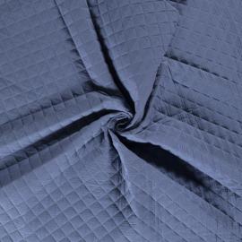 Double Gauze - Mousseline Quilted | Indigo 006