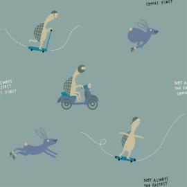 Katia -  Tricot Print - Tortoise and the Hare