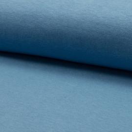 Tricot Boordstof | Dusty Blue 003