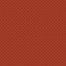 GOTS Tricot Print | Dots - Stone