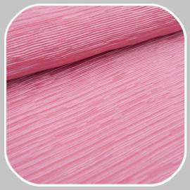 plisseestof | roze