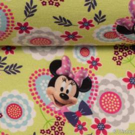 Tricot Print Disney | Minnie Mouse - Hart