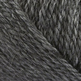 ONION | Organic Wool + Nettles no. 6 | 601 - Antraciet