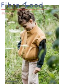 Fibremood Micky - Recycled Heavy Jogging - Hazelnut