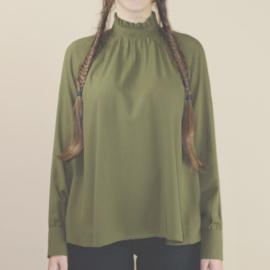Republique du Chiffon | Elisabeth blouse | Engelstalig