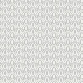 katoen print   feels like spring   grey