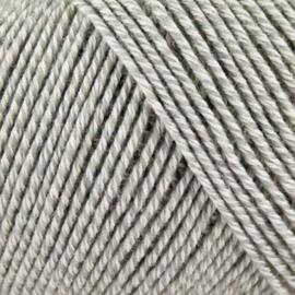 ONION | Fino Organic Cotton + Merino | 518 - lichtgrijs gemeleerd