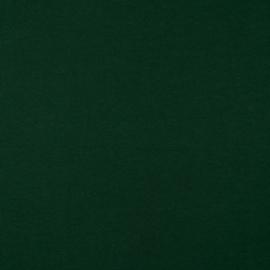 Tricot uni | Gots | Dark Green 013