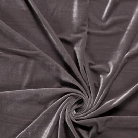 Velvet Stretch  | Grey 054