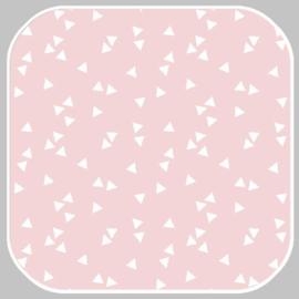 katoen | driehoek | 04946.021 roze