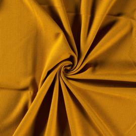 Wool Knitted  - Zware kwaliteit - Ochre