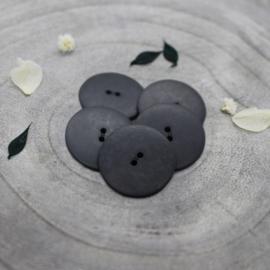 Atelier Brunette  Buttons | Corozo | Palm - Night  - 25 mm