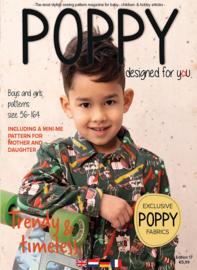 Poppy Designed for you |  Editie 17  - Herfst - Winter 2021