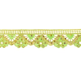 Goudband | Lime  33078