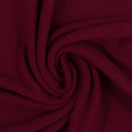 Knit Fabric | Bene | Burgundy