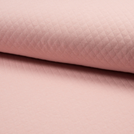 Tricot Quilted | Pink 011