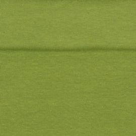 Boordstof - GOTS - Moss Green 216