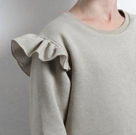 Ikatee Pattern   JASMIN sweatshirt/dress -kids 3/12