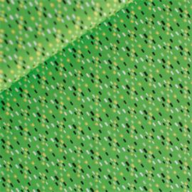 Soft Cactus | Rhythm In the Rain - Vrolijk Groen