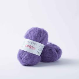 PILOU + lilas ( elastisch garen)*