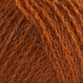 Onion | Alpaca + Merinowol + Brandnetel | 1214 Gebrande Sinaasappel