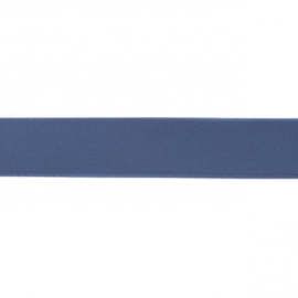 elastiek uni | 4 cm | jeans