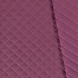 Double Gauze - Mousseline Quilted | Old Rose 014