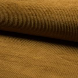Corduroy Brede Rib | Stretch | Ochre 033