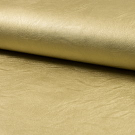 Space Leather | Stretch | Gold  075