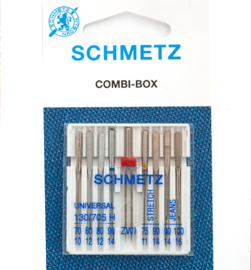 Schmets naaimachinenaalden -  Combi box