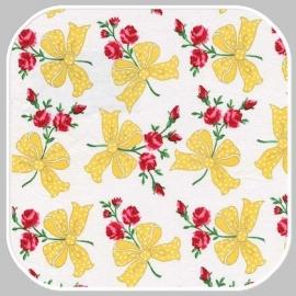 retro florals   CX6854- SUNNY