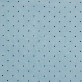 Nicky Velours | Little Star - Blue - Petrol