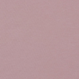 Tricot soft Sweat  | Biologische Katoen |  Rose