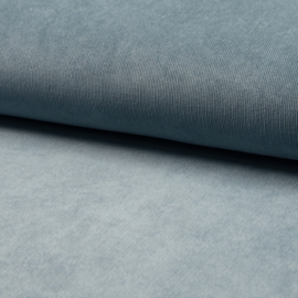 Ribcord stretch 3% | Dusty Blue - 004
